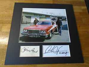 Starsky and Hutch Genuine signed authentic autographs UACC / AFTAL