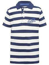 Magliette, maglie e camicie bianche con colletto per bambini dai 2 ai 16 anni 100% Cotone
