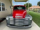 1953 Chevrolet 3100  1953 Chevrolet Pickup Restomod, 3100, Red and Gray RWD Automatic, Not Running