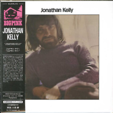 JONATHAN KELLY-S/T-IMPORT MINI LP CD WITH JAPAN OBI Ltd/Ed G09