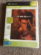 * Dead or alive 3 - Xbox originale - Avec notice