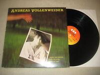 Andreas Vollenweider - Behind the gardens - behind the wall.....  Vinyl  LP