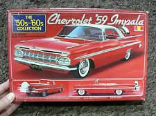 1959 Chevrolet Impala 1/32 MODEL KIT GUNZE JAPAN