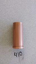 """Solid Bronze Shoulder Bushing, 1"""" D x 3 3/8"""" L Set of four"""