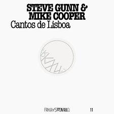 MIKE & GUNN,STEVE COOPER - FRKWYS VOL.11-CANTOS DE LISBOA  CD NEUF