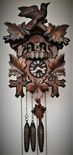 German Regula 1 Day Black Forest musical cuckoo clock. Work very well. See video