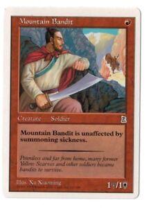 MTG Portal Three Kingdoms - Mountain Bandit - Common