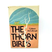 THE THORN BIRDS by Colleen McCullough 1977 Book Club Edition HC w/DJ