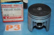 1 piston NU cote +0.50 Kawasaki AE 80 / AR 80 réf.13029-1025 neuf