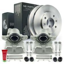 2x Bremssattel + Bremsscheiben 247mm vorne Citroen ZX N2 Peugeot 205 309 I II