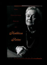 The Collected Poems of Kathleen Raine (2001) poetry by a British scholar & poet
