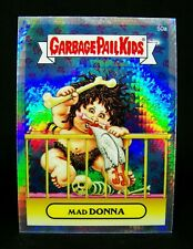 GARBAGE PAIL KIDS - 2014 Chrome 2nd Series - PRISM Refractor #50a Mad Donna -CS2
