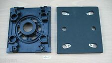 MAKITA BASEPLATE WITH RUBBER PAD  FIT BO4556  PALM SANDER  NEW SPARE BASE PLATE