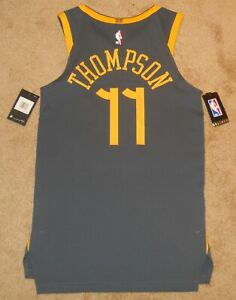 Klay Thompson Golden State Warriors Chinese Authentic Jersey sz 40 Nike w/ tags