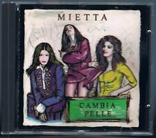 MIETTA CAMBIA PELLE CD SINGOLO SINGLE cds