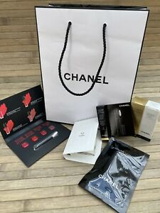 Chanel Samples with Bag