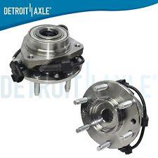 2 Front Wheel Hub Bearings Chevy Trailblazer Envoy Bravada Rainier Wheel Bearing