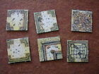 ROOM TILES LOT 8 DUNGEONQUEST / GAMES WORSHOP