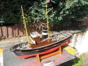Graupner Hafenschlepper BUGSIER 3 / Art: 2147 / Schiffsmodell a.d.70er Jahren