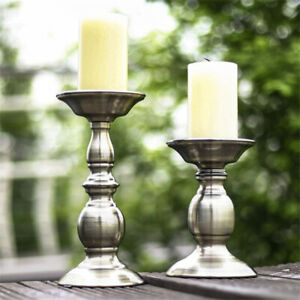 European Candlestick Candle Holder Geometric Table Candle Holders Ornament YG