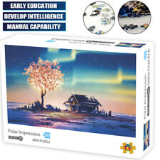 Puzzles Toy Polar High difficulty 1000Mini Pieces Adult Jigsaw Puzzle US STOCK