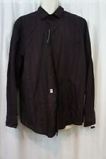 Alfani Mens Casual Shirt Sz XL Port Regular Fit Long Sleeve Business Casual