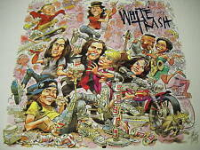 White Trash 2-sided Promo Image Flat from 1991 Mint Con