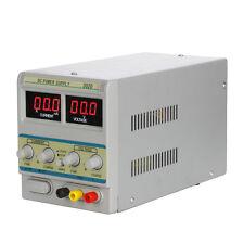 30V 2A 110V Variable DC Power Supply Precision Adjustable Digital Lab Grade 302D