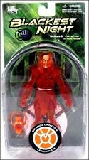 Blackest Night S8 Orange Lantern Lex Luthor Action Figure MINT DC Direct