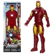 """12"""" Fun Marvel Movie Avengers Super Heroes Iron Man Action Figures Doll Kids Toy"""