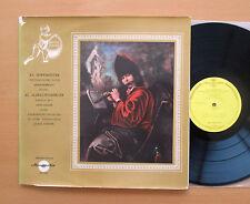 SLPX 11454 Hoffmeister Flute concerto Albrechtsberger Harp Partita Hungaroton LP