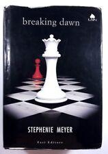 BREAKING DAWN (Twilight ) Stephenie Meyer FAZI EDITORE 2010