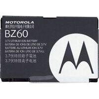 NEW OEM Motorola BZ60 Phone Battery RAZR V3c V3xx V3a V3i 900mAh SNN5789 V6 MAXX