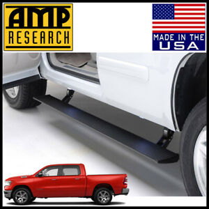 AMP Research Power Steps Bars Electric Running Boards 2019-2020 Dodge Ram 1500