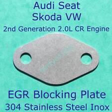 EGR Valve Block Plate For 2.0L TDi CR AUDI VW SEAT SKODA A3 A4 A5 A6 Golf Touran
