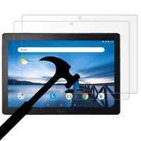 2 PCS Lenovo Tab P10 Tempered Glass Screen Protector Film for Lenovo P10 Tablet