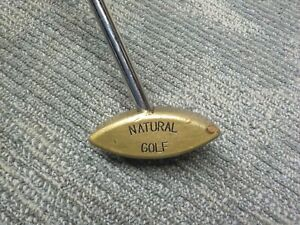 Unusual Natural Golf Putter