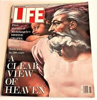 November, 1991 LIFE Magazine Old ads ad + FREE SHIPPING Nov. 11 advertising '90s