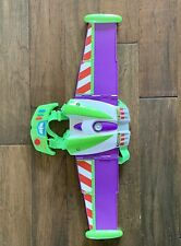 Disney Toy Story Buzz Lightyear Wing Jet Pack & Gloves Halloween Costume