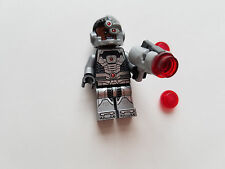 Lego DC Comics Super Heroes, Cyborg Minifigure from 76028 - New
