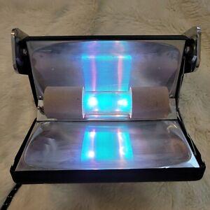 VINTAGE MEDICINE SPERTI UV Light Sunlamp Tanning Lamp Portable Travel Works