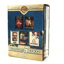 Stephen King Coffret 5 DVD Rose Red, ça Shining La Ligne Verte Dolores Claiborne