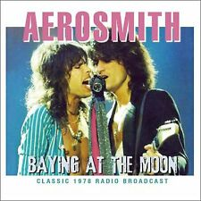 AEROSMITH New 2018 UNRELEASED LIVE CONCERT 1978 BOSTON HOMECOMING CD