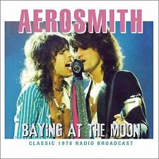AEROSMITH New 2017 UNRELEASED LIVE CONCERT 1978 BOSTON HOMECOMING CD