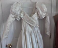 Beautiful Vintage  Michelle Piccione Wedding Dress~Ivory~ LQQK
