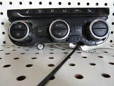 12 13 14 15 Volkswagen Passat Climate Control Panel Temperature Unit AC Heater