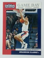 2019-20 Panini Contenders Game Day Ticket Brandon Clarke Rookie RC #21
