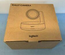 Logitech 960-001226 Rally 4K PTZ Conferencing Camera (32B)