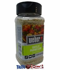 Weber Garlic Pamesello Seasoning 187g