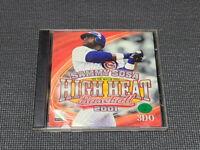 Sammy Sosa High Heat Baseball 2001 #2 PC Game Korean Version Windows CD ROM Rare